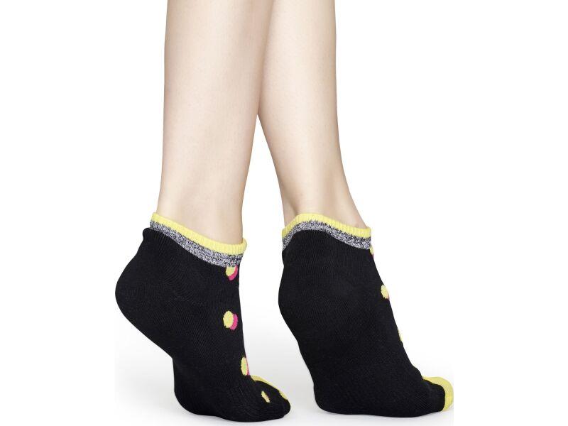 Happy Socks Athletic Shadow Dot Low Multi 0100