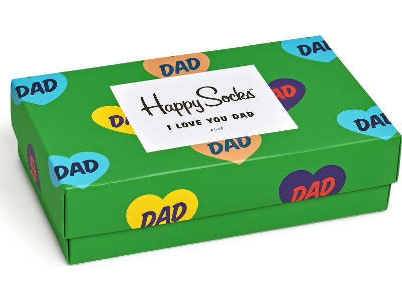 Happy Socks Father's Day Gift Box Multi 7300