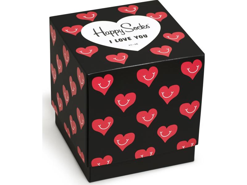 Happy Socks I Love You Gift Box Multi 4300