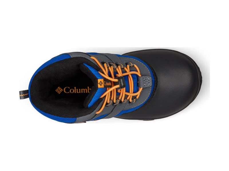 Columbia Rope Tow III Waterproof by1322 Azul/Orange Blast
