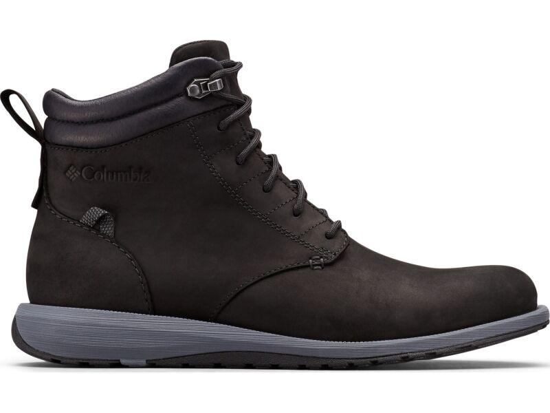 Columbia Grixsen Boot Waterproof Black/Graphite
