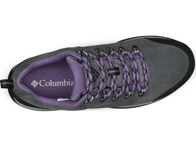 Columbia Fire Venture S II Waterproof Titanium MHW/Plum Purple
