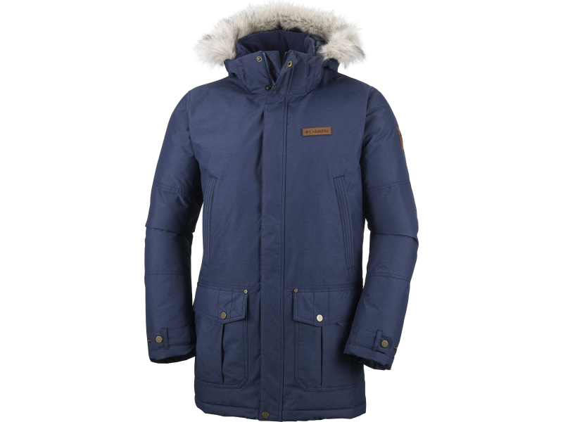 Columbia Timberline Ridge Jacket Collegiate Navy