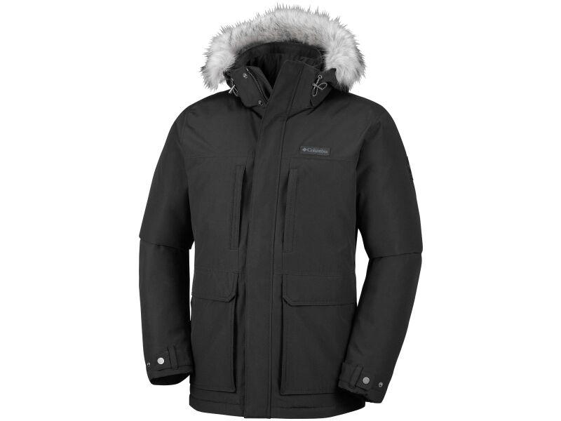 Columbia Marquam Peak Jacket Black