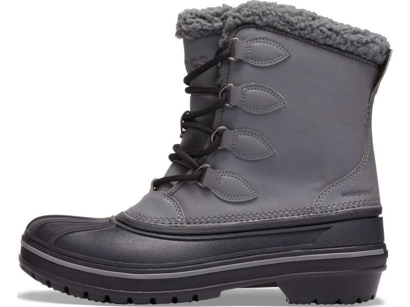 Crocs™ AllCast II Boot Charcoal