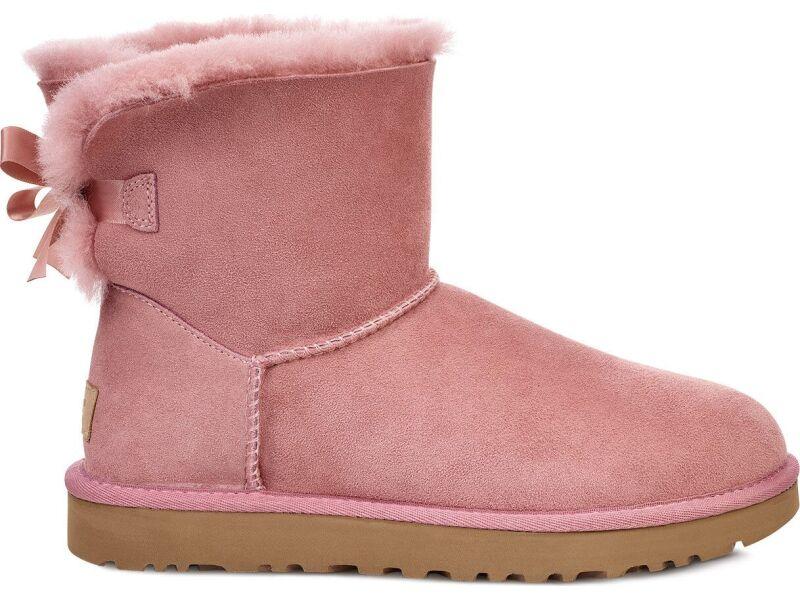UGG Mini Bailey Bow II Pink Dawn