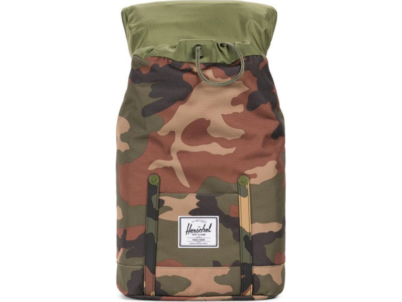 HERSCHEL Retreat Woodland Camo/Camo