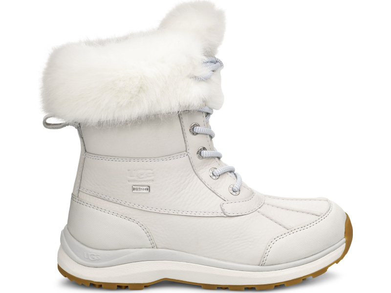 UGG Adirondack Boot III Fluff White