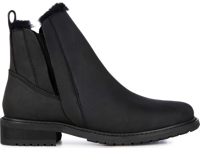 EMU Australia Pioneer Leather Black