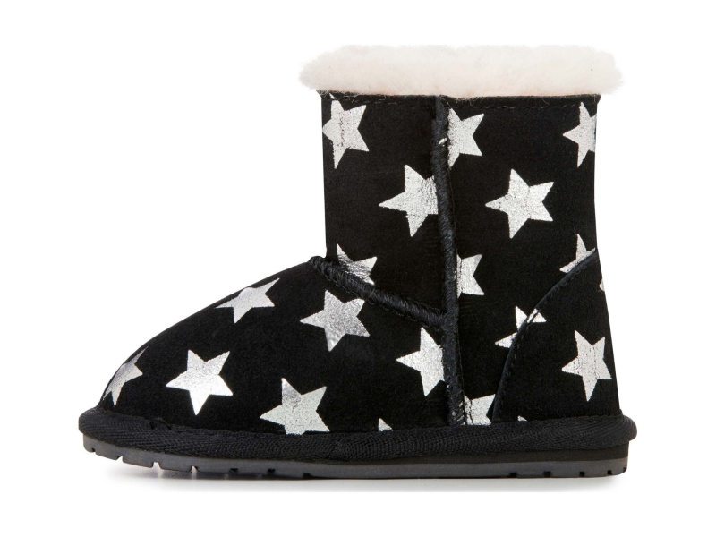 EMU Australia Toddle Starry Night Black