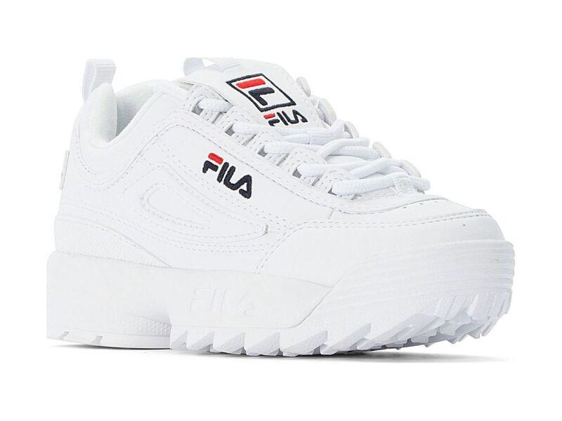 FILA Disruptor Kids White
