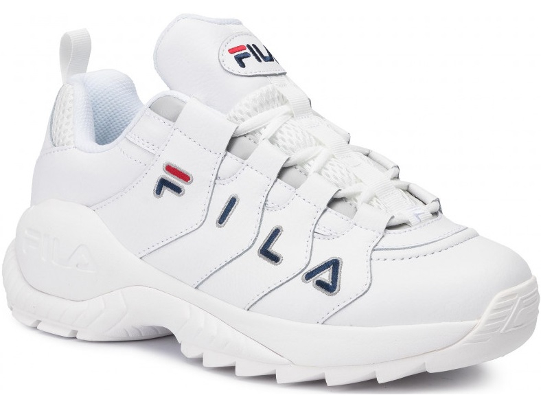 FILA Countdown Low White