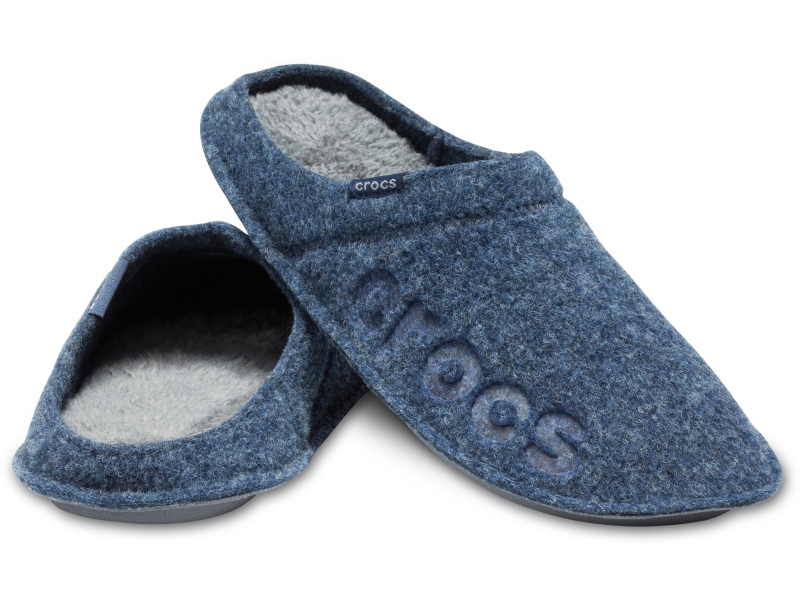 Crocs™ Baya Slipper Navy/Charcoal