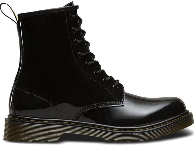 Dr. MARTENS 1460 Patent Youth Black