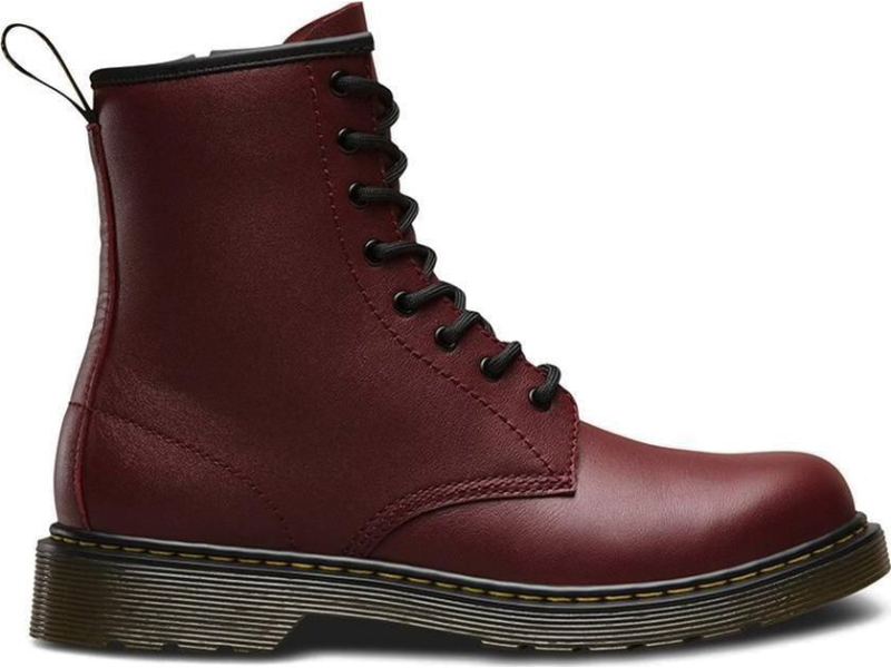 Dr. MARTENS 1460 Youth Softy T Cherry Red