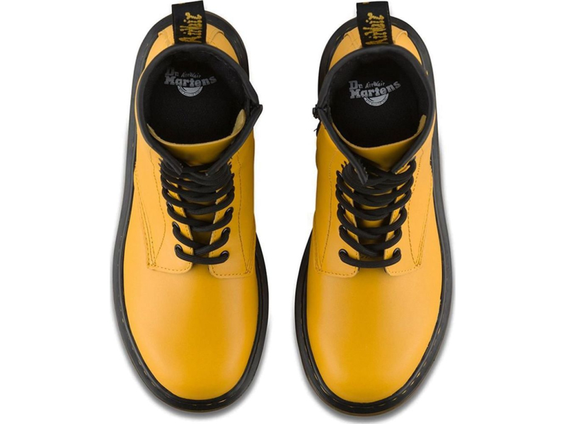 Dr. MARTENS 1460 Youth Romario Yellow