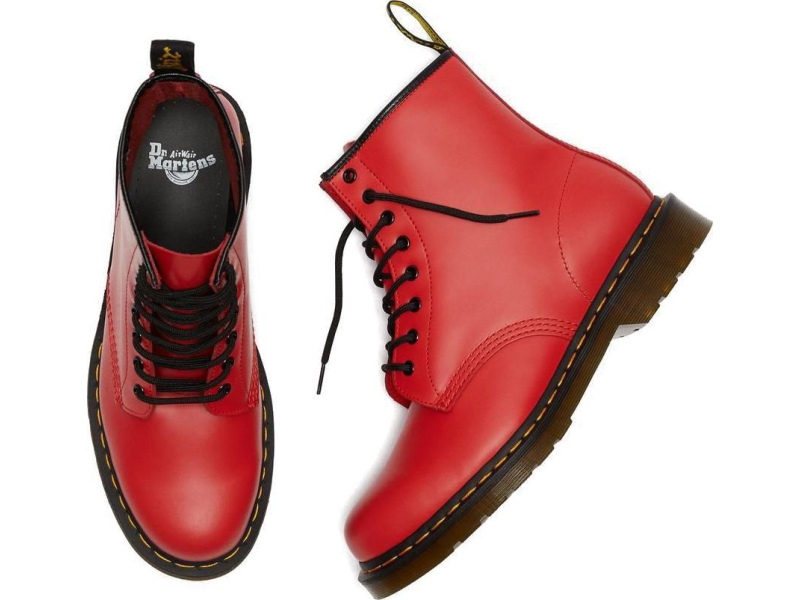 Dr. MARTENS 1460 Satchel Red
