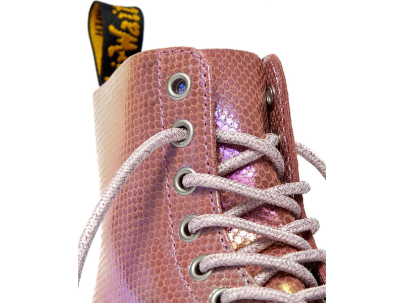 Dr. MARTENS 1460 Pascal Duo Chrome Pink
