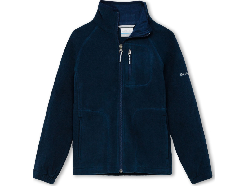 Columbia Fast Trek II Full Zip Collegiate Navy