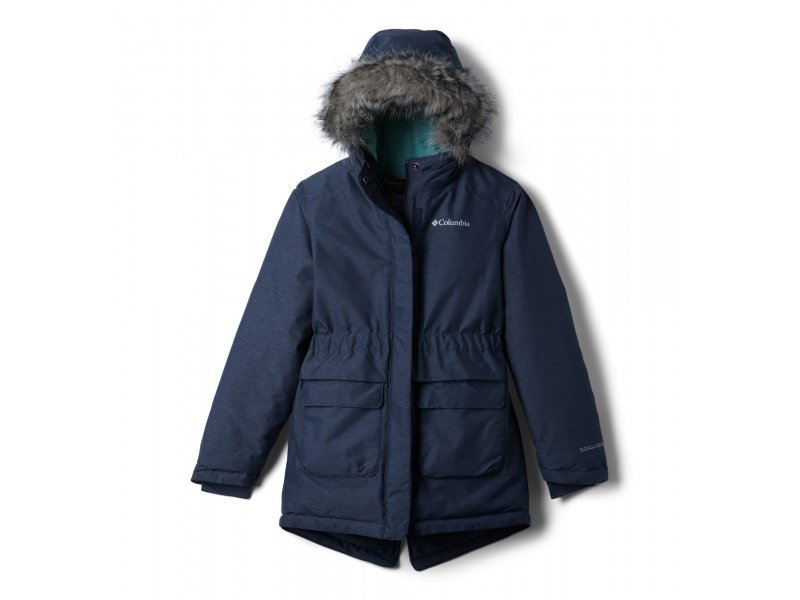 Columbia Nordic Strider Jacket Girls Nocturnal Heather