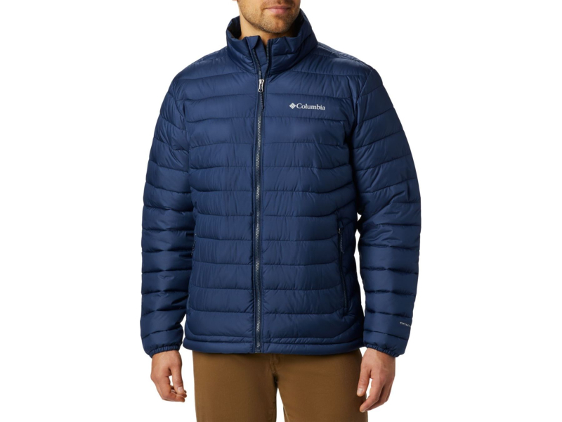 Columbia Powder Lite Jacket Collegiate Navy