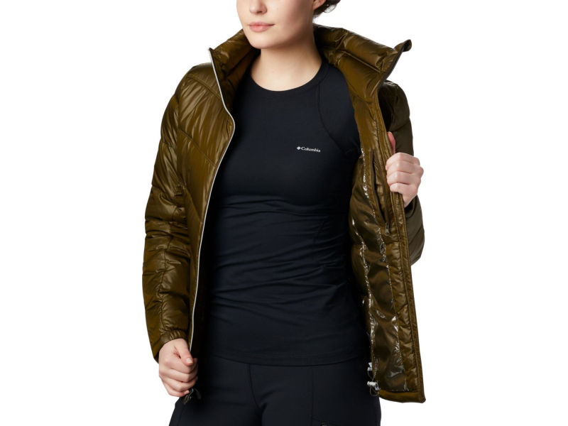 Columbia Pike Lake Jacket II Olive Green