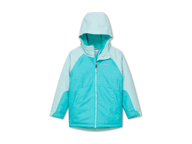 Columbia Alpine Action II Jacket Geyser/Spray