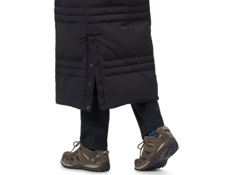 Columbia Ruby Falls Down Long Jacket Black
