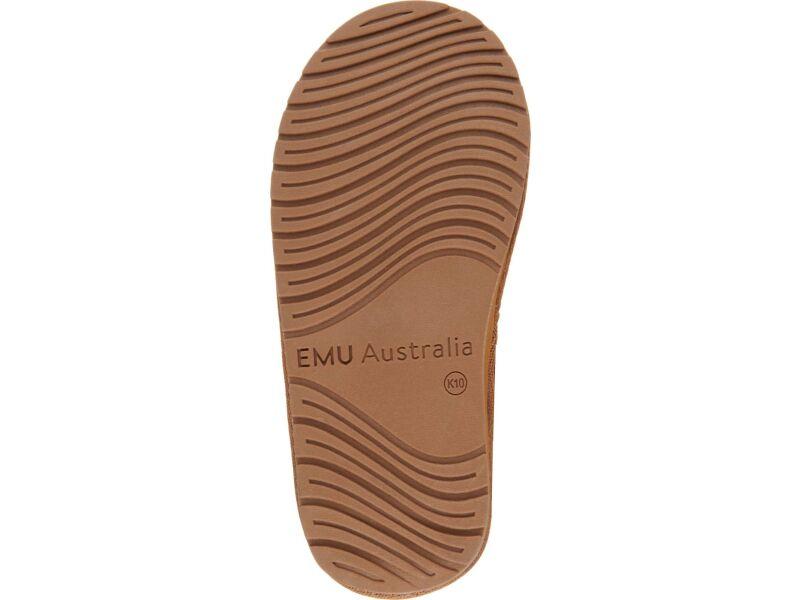 EMU Australia Wallaby Lo Teens Chestnut