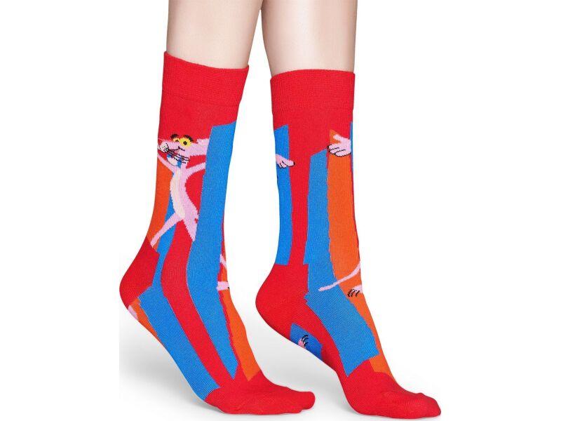 Happy Socks Smile Pretty Say Pink Multi 4300