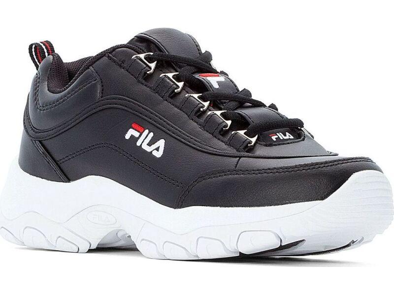 FILA Strada Low Women's Black