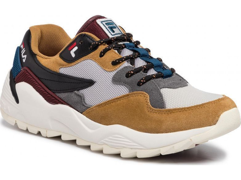 FILA Vault CMR Jogger CB Low Whitecap Gray/Chipmunk