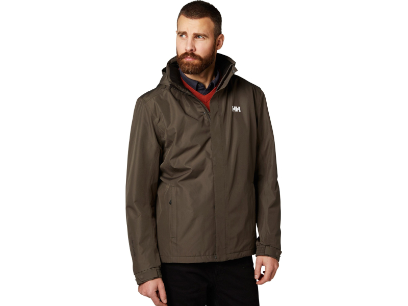 HELLY HANSEN Dubliner Insulated Jacket Beluga