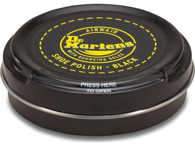Dr. MARTENS Black Shoe Polish 50 ml Black