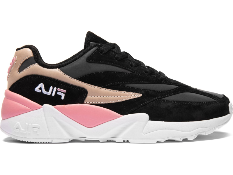 FILA V94M Reflective Leather Black/Desert