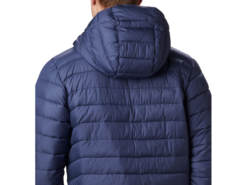 Columbia Powder Lite Hooded Jacket WO1151 Dark Mountain