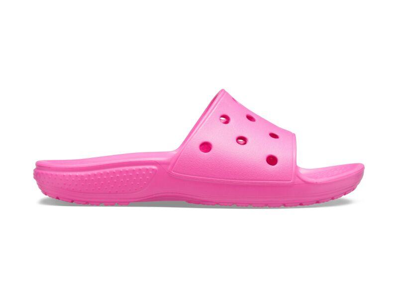 Crocs™ Classic Slide Kids Electric Pink