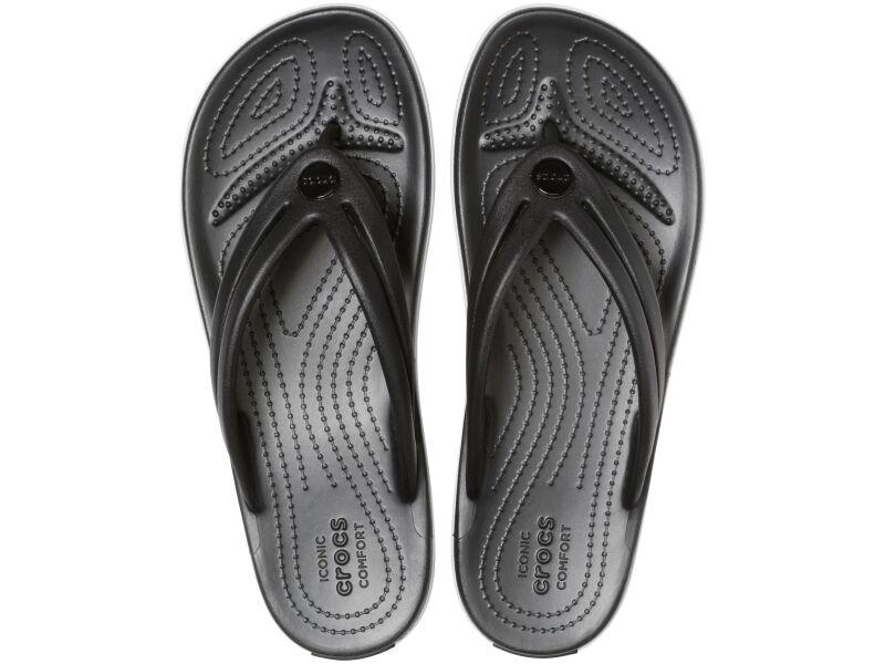 Crocs™ Crocband Flip Womens Black