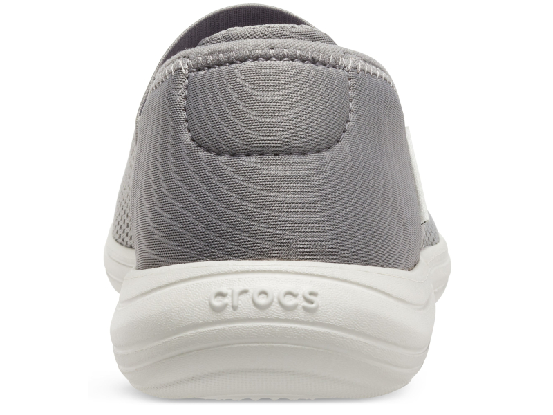 Crocs™ Reviva Mesh Slip-On Women's Smoke/Pearl White