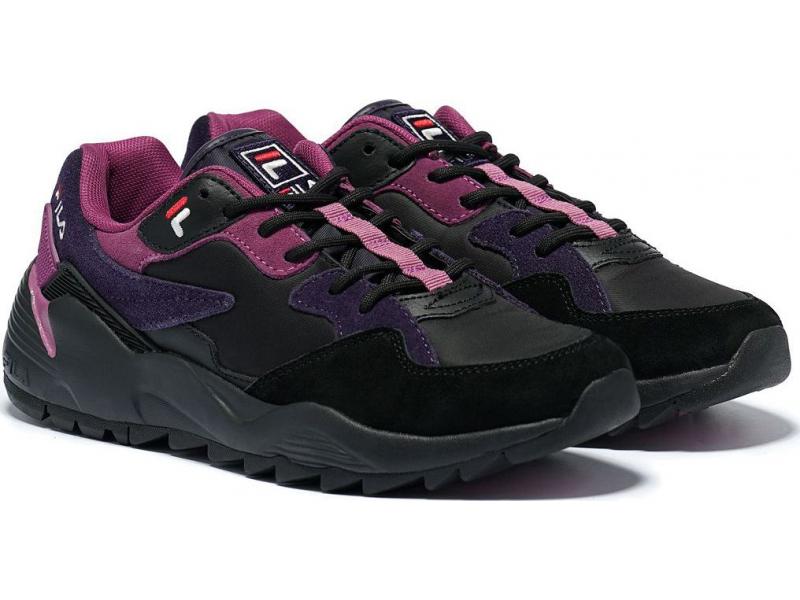 FILA Vault CMR Jogger CB Low 1010802 Purple/Black