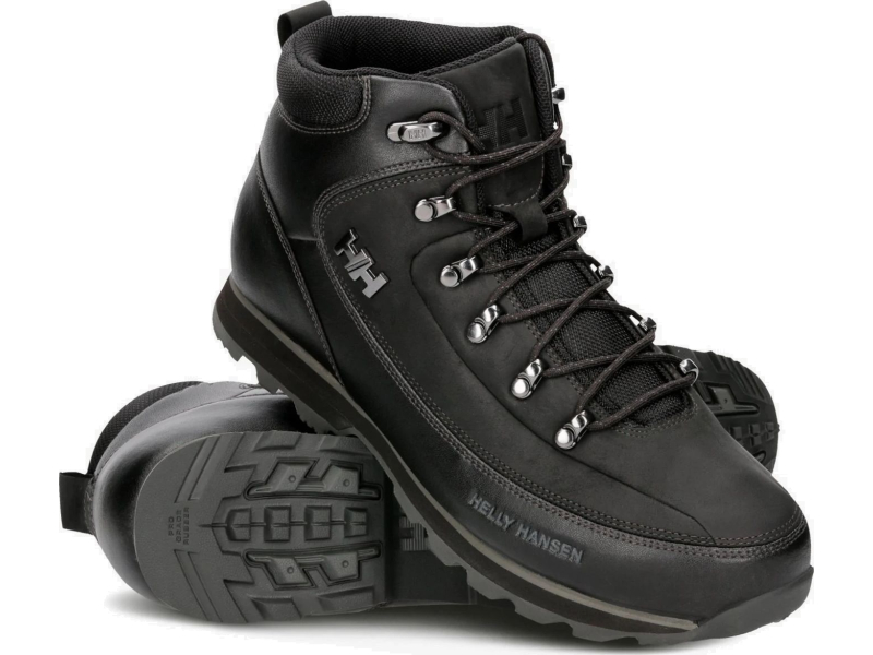 HELLY HANSEN The Forester Jet Black