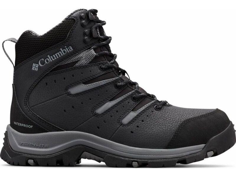 Columbia Gunnison II Omni-Heat Black/Ti Grey Steel