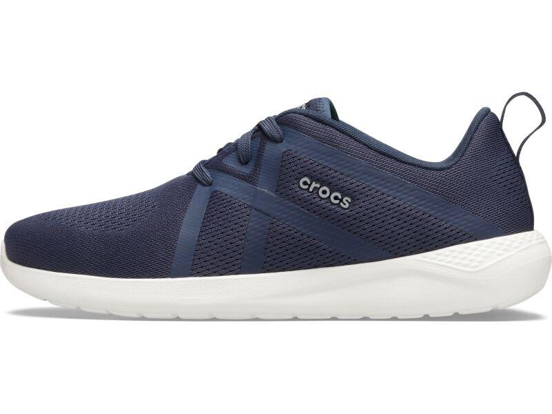 Crocs™ Literide Modform Lace Mens Navy/White