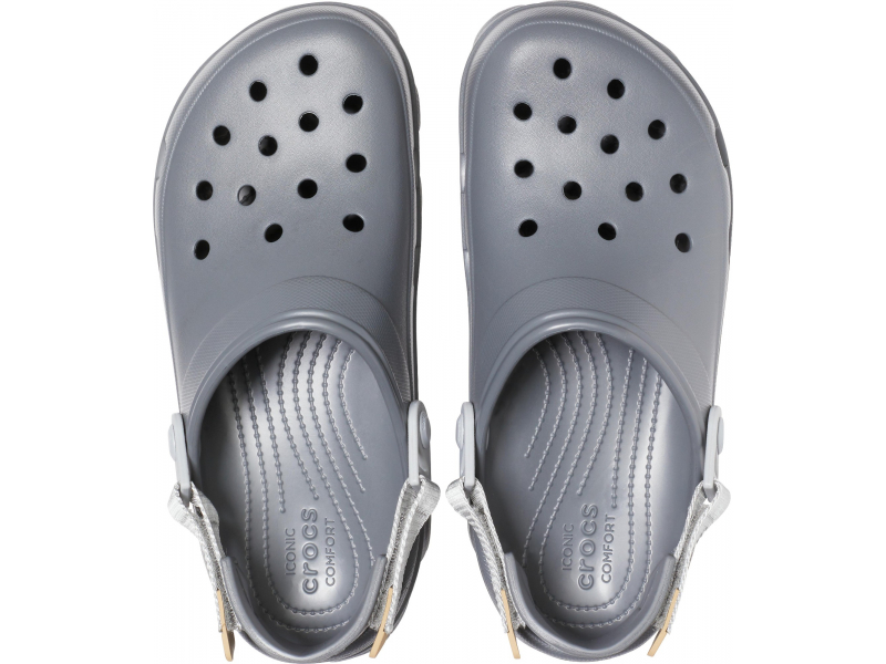 Crocs™ Classic All Terrain Clog Slate Grey