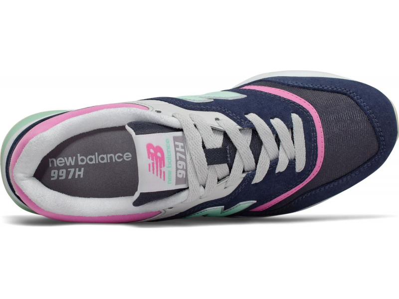 New Balance CW997 Navy/Pink