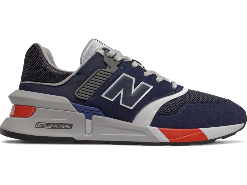 New Balance MS997 Sport Navy/White