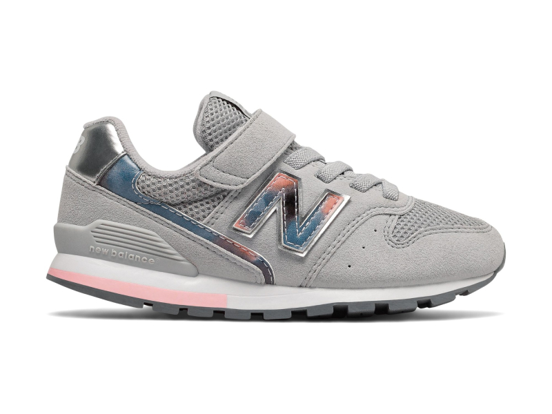 New Balance YV996 Grey/Pink