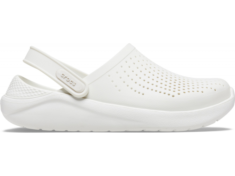 Crocs™ LiteRide Clog Almost White/Almost White
