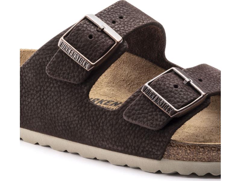 Birkenstock Arizona Steer Soft Brown
