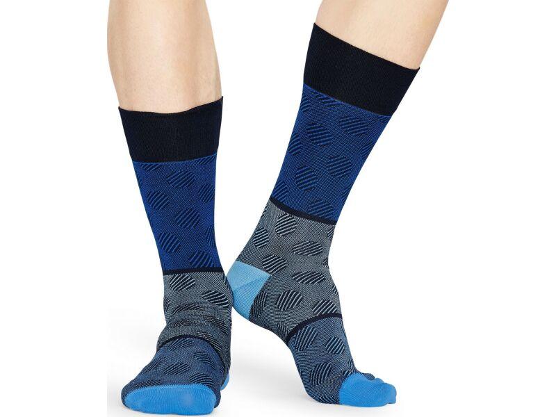 Happy Socks Dressed Big Dot Block Multi 6000